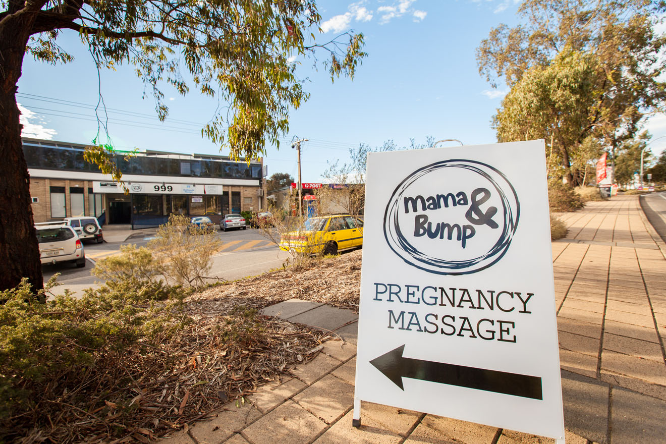 adelaide pregnancy massage mama and bump